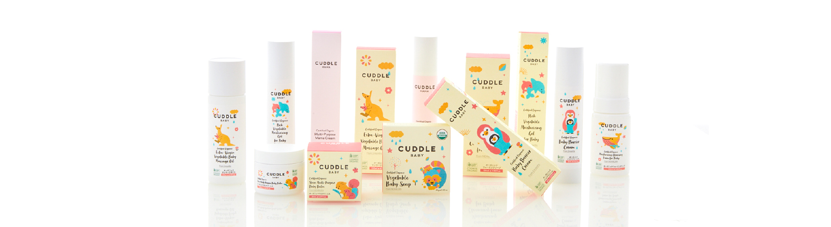 CUDDLE | Products